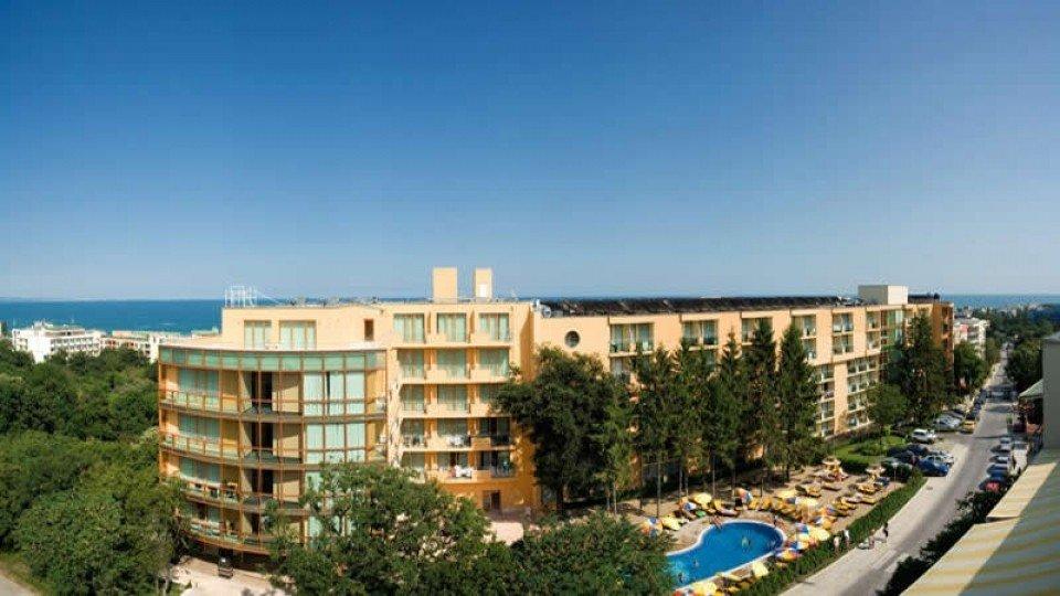 Отель Sunrise Primasol Hotel 3*, Золотые пески, Болгария