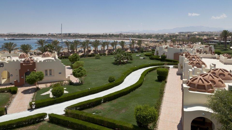 Отель Sunrise Royal Makadi Resort 5*, Макади Бей, Египет
