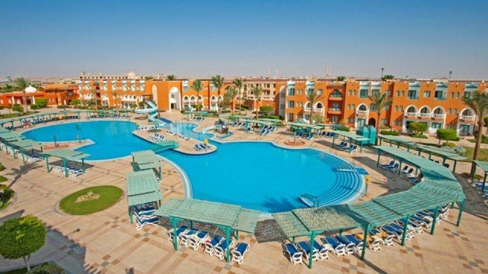 Отель Sunrise Select Garden Beach Resort & Spa 5*, Хургада, Египет