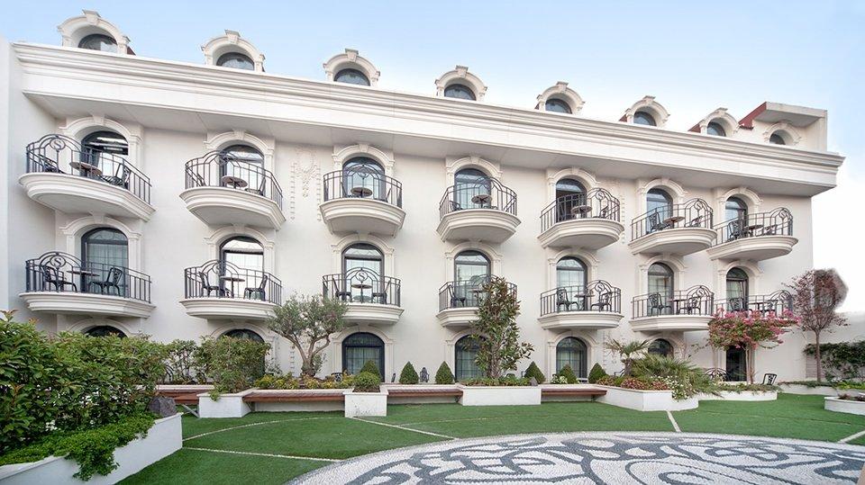 Отель Sura Design Hotel & Suites 5*, Стамбул, Турция