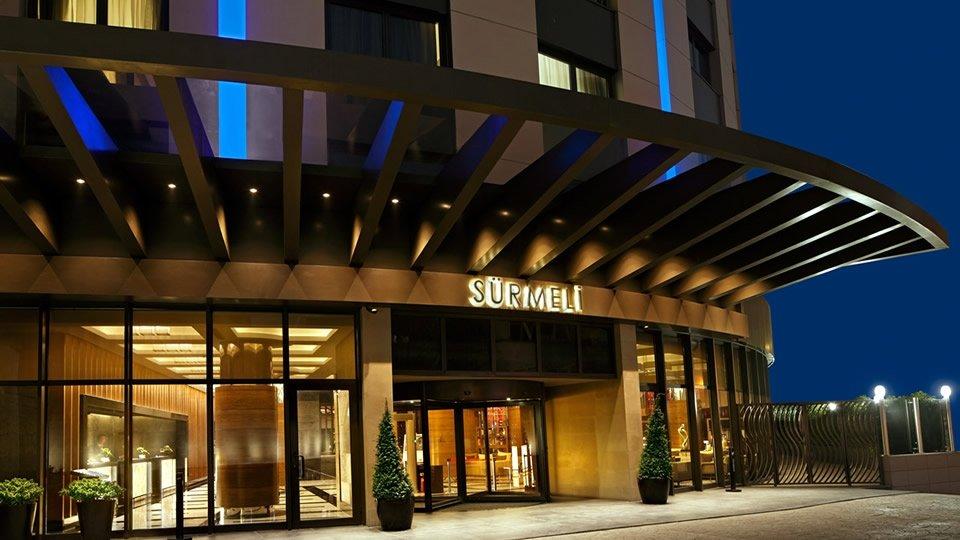 Отель Surmeli Hotel Istanbul 5*, Стамбул, Турция