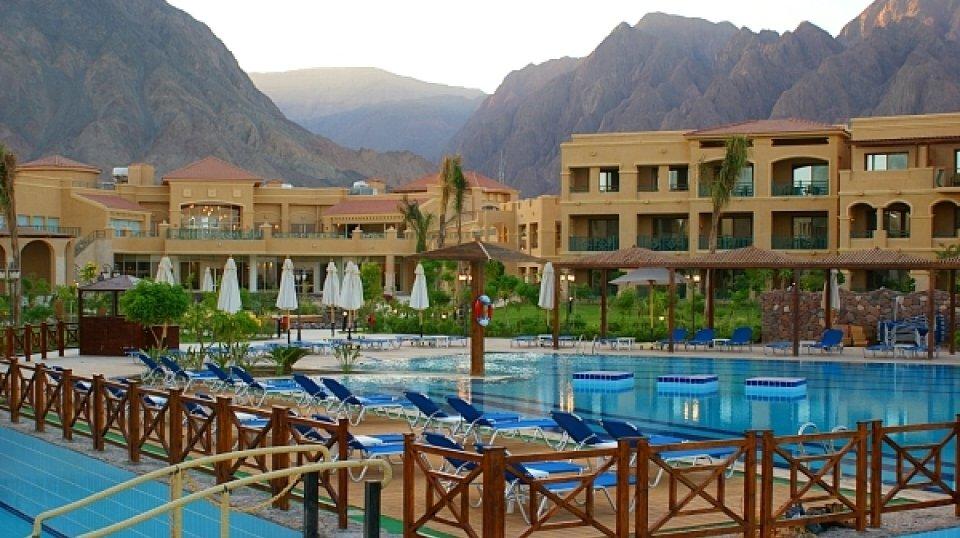 Отель Swiss Inn Dream Resort Taba 5*, Таба, Египет