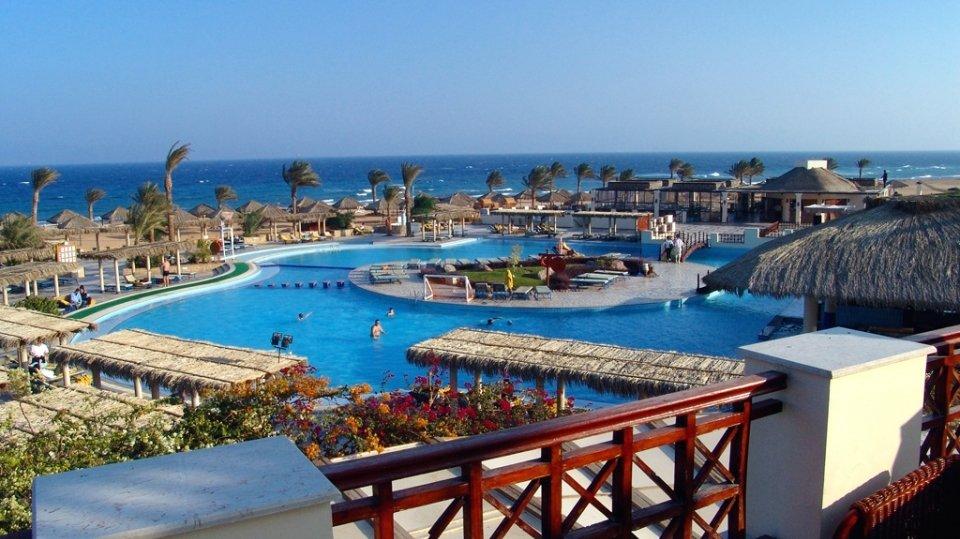 Отель Aquis Taba Paradise Resort 5*, Таба, Египет