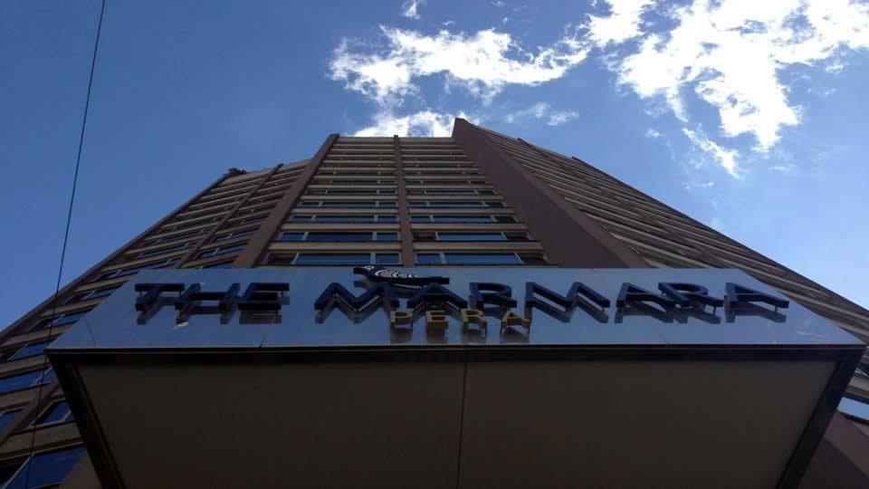 Отель The Marmara Pera Hotel 4*, Стамбул, Турция