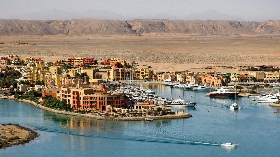 Отель The Three Corners Ocean View 4*, Эль Гуна, Египет