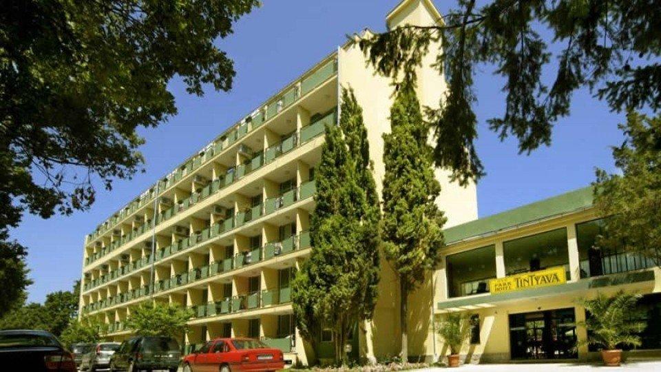 Отель Tintyava Park Hotel 3*, Золотые пески, Болгария