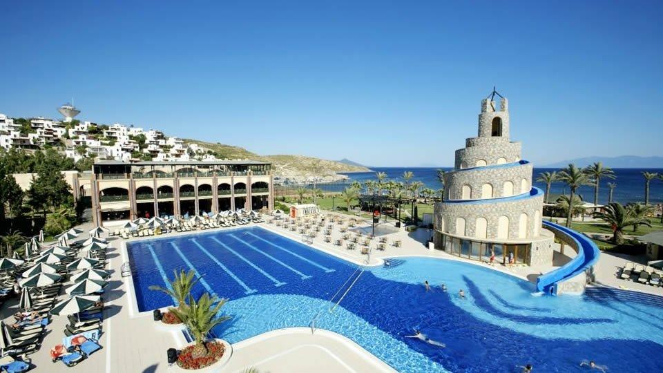 Отель TT Hotels Bodrum Imperial 5*, Бодрум, Турция
