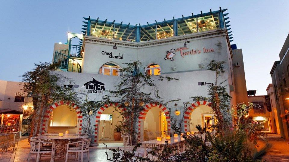 Отель Turtle's Inn El Gouna 3*, Эль Гуна, Египет