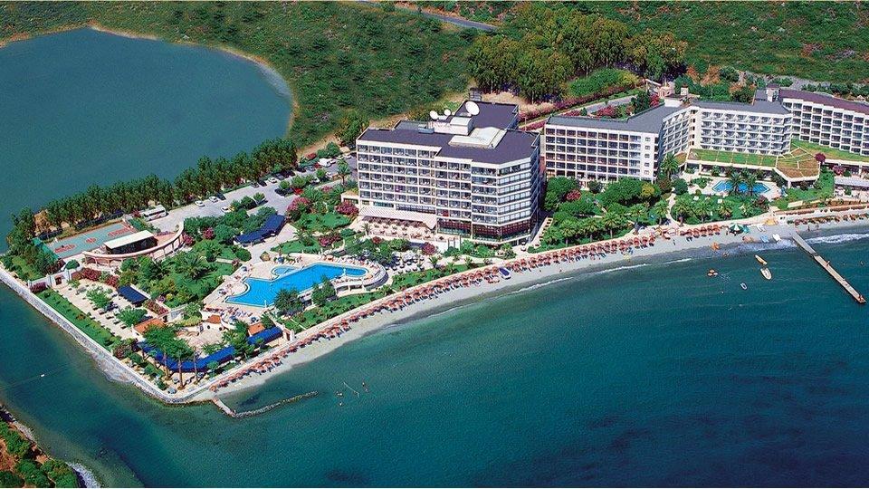 Отель Tusan Beach Resort 4*, Кушадасы, Турция