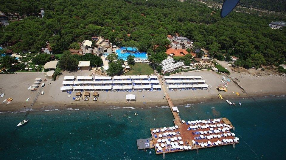Отель Ulusoy Kemer Holiday Club 5*, Кемер, Турция
