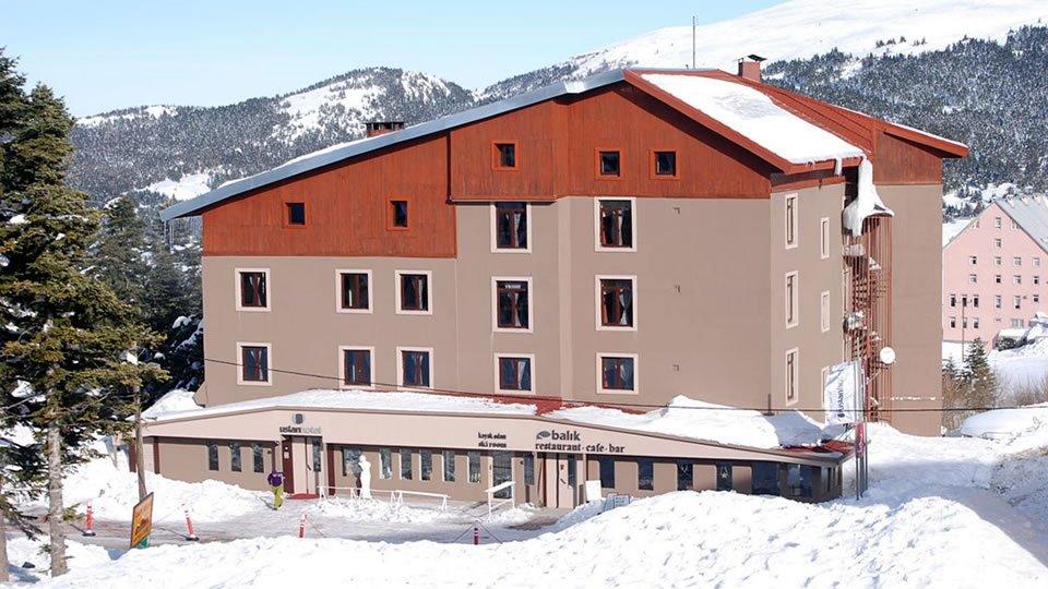 Отель Uslan Uludag Hotel 3*, Улудаг, Турция