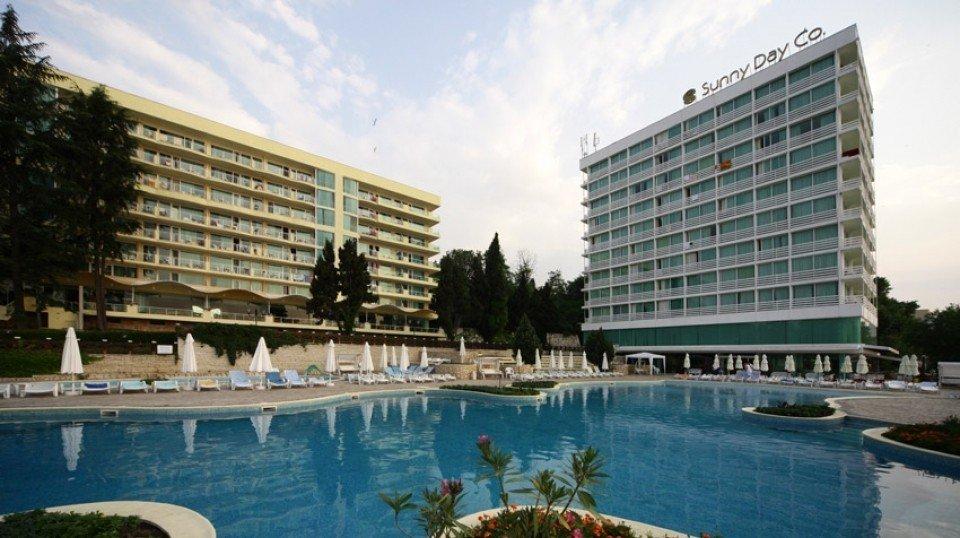 Отель Veronica Hotel 3*, курорт Святые Константин и Елена, Болгария