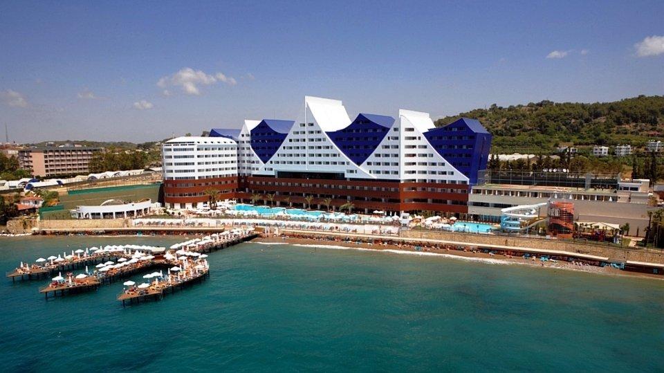 Отель Vikingen Quality Resort & Spa 5*, Алания, Турция
