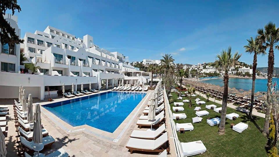 Отель Voyage Bodrum Hotel 5*, Бодрум, Турция