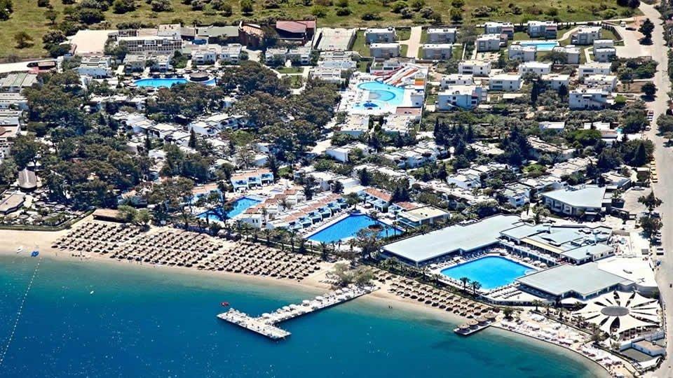 Отель Voyage Torba Hotel 5*, Бодрум, Турция
