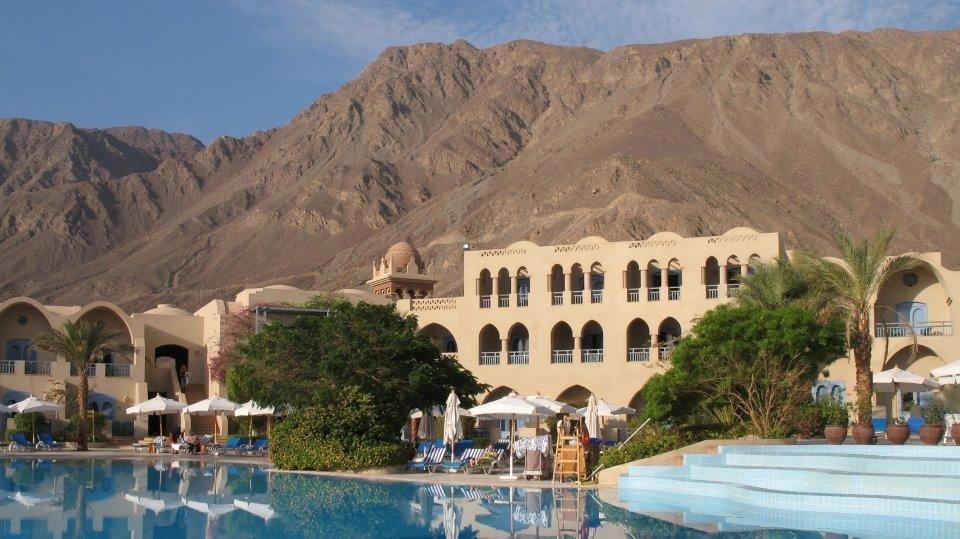 Отель Wekala Golf Resort Taba Heights 4*, Таба, Египет