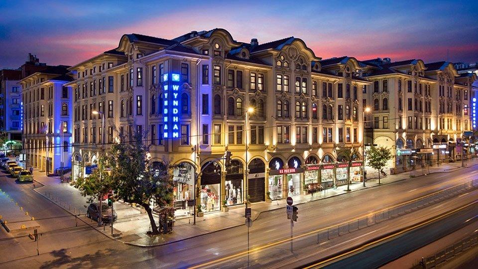 Отель Wyndham Istanbul Old City 5*, Стамбул, Турция