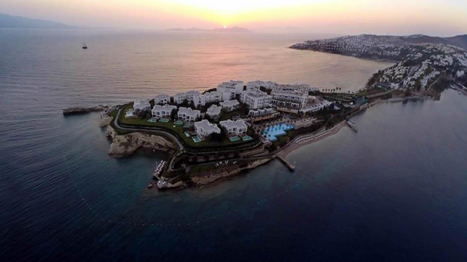 Отель Xanadu Island Hotel 5*, Бодрум, Турция