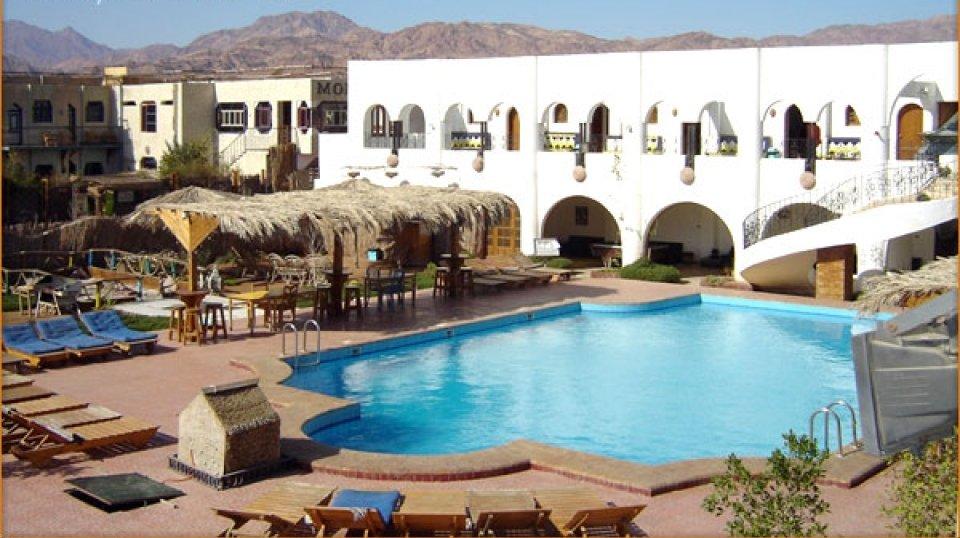 Yasmina Dahab Hotel 3*, Дахаб, Египет