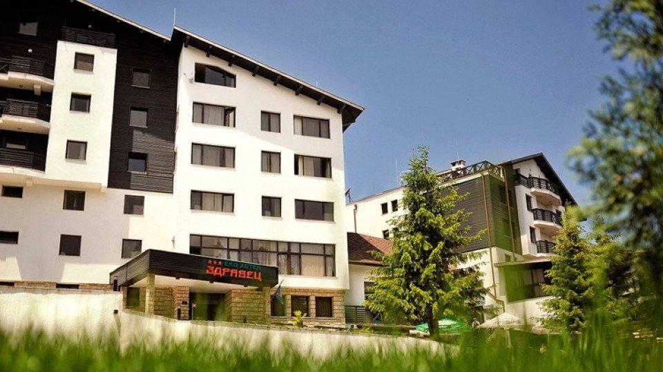 Отель Zdravets Ecohotel 3*, Родопы, Болгария