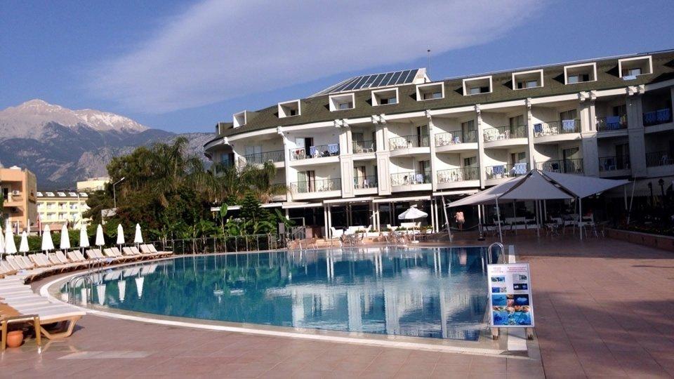 Отель Zena Resort Hotel 5*, Кемер, Турция