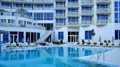 Отель Aqua Azur 4*