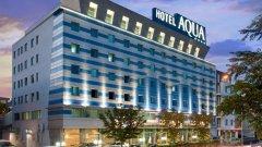 Отель Aqua Hotel 4*