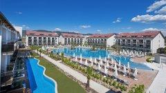 Отель Barut Fethiye Sensatori Hotel 5*
