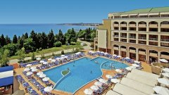 Отель Sol Nessebar Bay Resort & Aquapark 4*