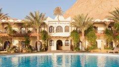 Отель Dahab Paradise Hotel 3*