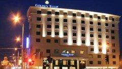 Отель Golden Tulip Varna 4*