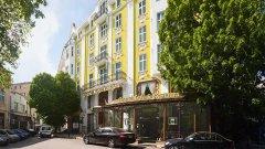 Отель Grand Hotel London 5*