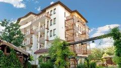 Отель Hanat Hotel 3*