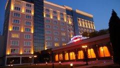 Отель Imperial Plovdiv Hotel 4*