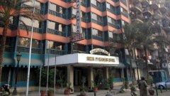 Отель Kaoud Delta Pyramids 4*