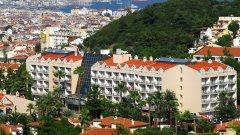 Отель Kervansaray Marmaris Hotel & Aparts 4*