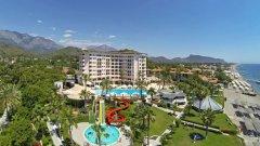 Отель Kilikya Resort Camyuva 5*