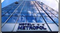 Отель Metropol Hotel 3*