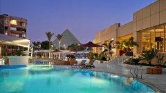 Отель Oasis Pyramids Cairo 4*