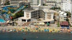 Отель Pasa Garden Beach Hotel 3*