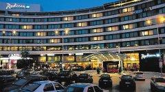 Отель Radisson Blu Grand 5*