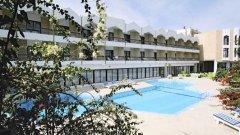 Отель Regina Aqua Park Beach Resort 4*