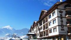 Отель Regnum Bansko Apart Hotel 5*