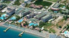 Отель PGS Rose Residence & Beach 5*