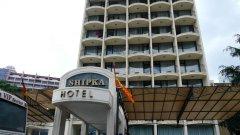 Отель Shipka Hotel 4*