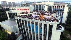 Отель Swissotel The Bosphorus 5*