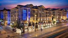 Отель Wyndham Istanbul Old City 5*