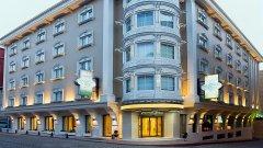 Отель Yasmak Sultan Hotel 4*
