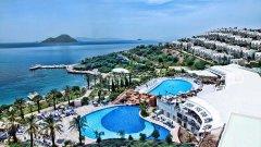 Отель Yasmin Bodrum Resort Hotel 5*