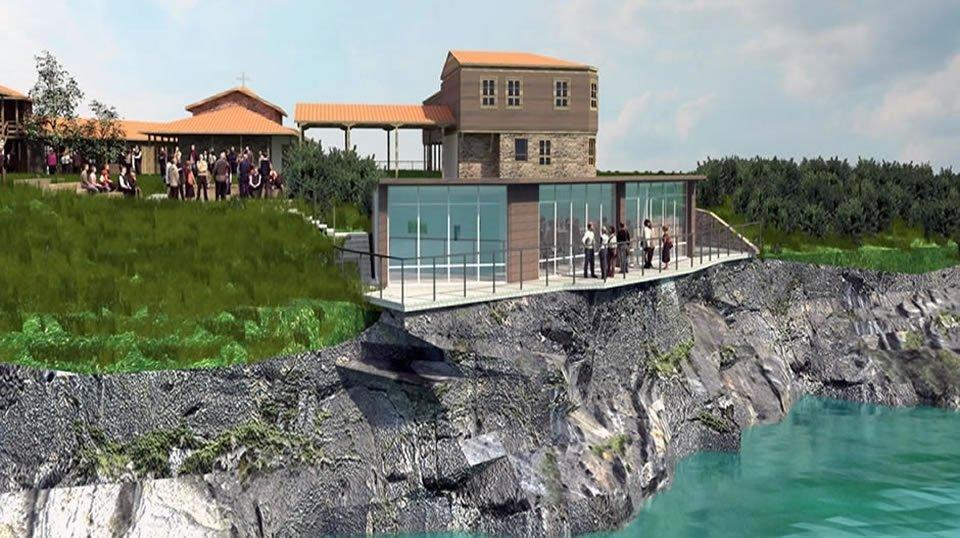 Остров Святой Анастасии стал достопримечательностью